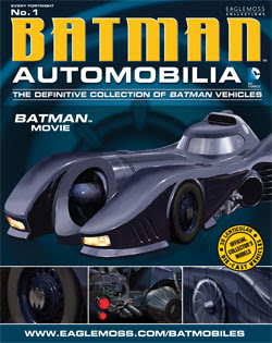 Batman Automobilia Collection