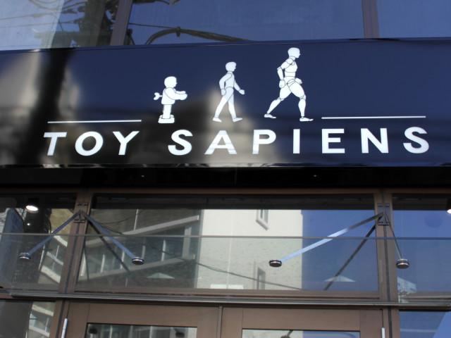 ホットトイズ旗艦店「TOY SAPIENS」に行ってきた(写真レポ)