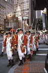 Sprachaufenthalt USA  - Harborfest Red Coats