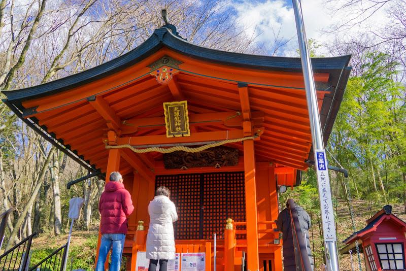 箱根 九頭龍神社本宮 写真1