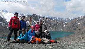 Отчет о горном походе 2кс по Терскей-Алатао