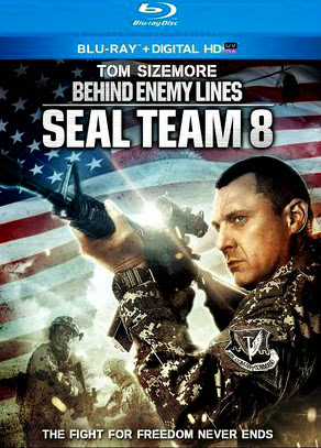 Filme Poster Behind Enemy Lines: Seal Team Eight BRRip XviD & RMVB Legendado