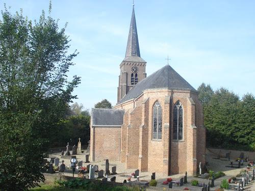 Ooijpolder e Millingerwaard Chiesa