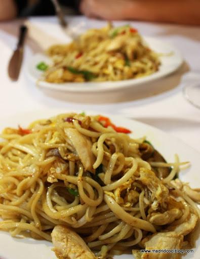 MADRID COOL BLOG rey de tallarines curry verduras cardenal cisneros san bernardino