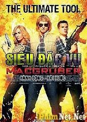 Phim Siêu Đặc Vụ Macgruber 2010 - Sieu Dac Vu Macgruber 2010
