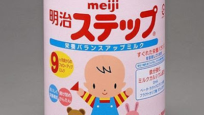 Japan jolted by radioactive infant formula