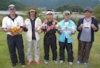 6-10位の選手の皆様(粗品+HANASHINOBU食事券) 2011-10-28T01:07:58.000Z