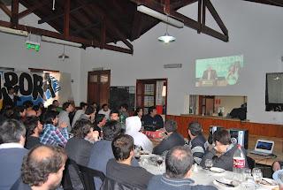 Plenario Quinta, Sexta y Séptima Sección - Azul, 30/8/2014