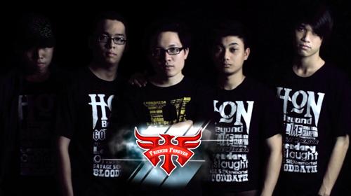 Friends Forever tham gia HoN Star League 2013 2