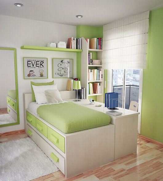 Apartment Small Bedroom Ideas