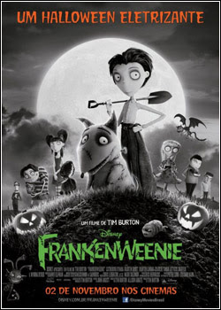 Frankenweenie – BDRip AVI Dual Áudio
