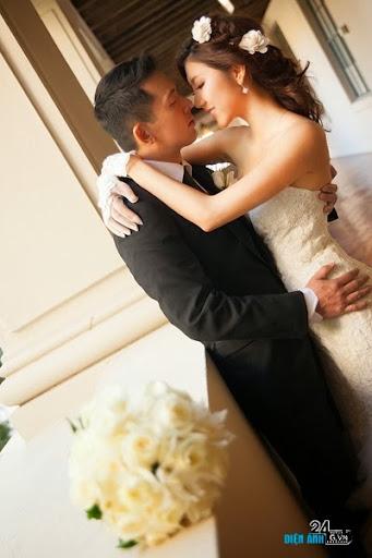 Ảnh cưới của siêu mẫu Ngọc Quyên - 9 Ảnh cưới của siêu mẫu Ngọc Quyên