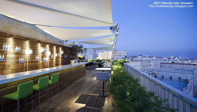Mamilla hotel Jerusalem_Moshe Safdie_Piero Lissoni_22_Les plus beaux HOTELS DESIGN du monde