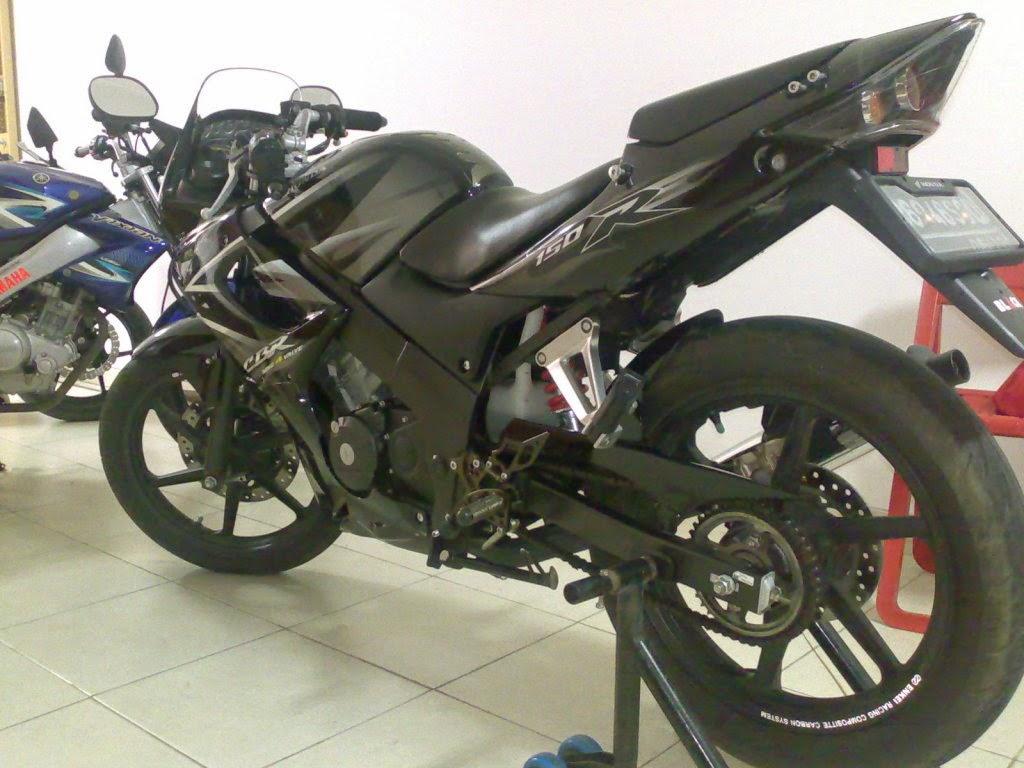 Modifikasi Honda Cb 100 Gambar Modifikasi Motor Terbaru   newhairstylesformen2014