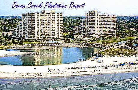 Condos for Sale at Ocean Creek Resort in Myrtle Beach SC