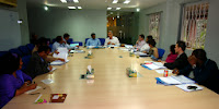 Inaugural Meeting of the ICAAP12 Executive Committee - 11 Dec 2013