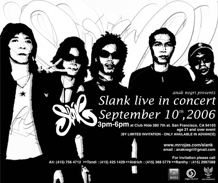 wallpaper slank. Slank Tour to US