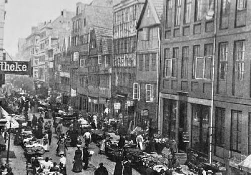Weimar Republic Hyperinflation Redux