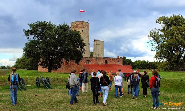 zwiedzanie z przewodnikiemTwierdzy Wisłoujście w Gdańsku