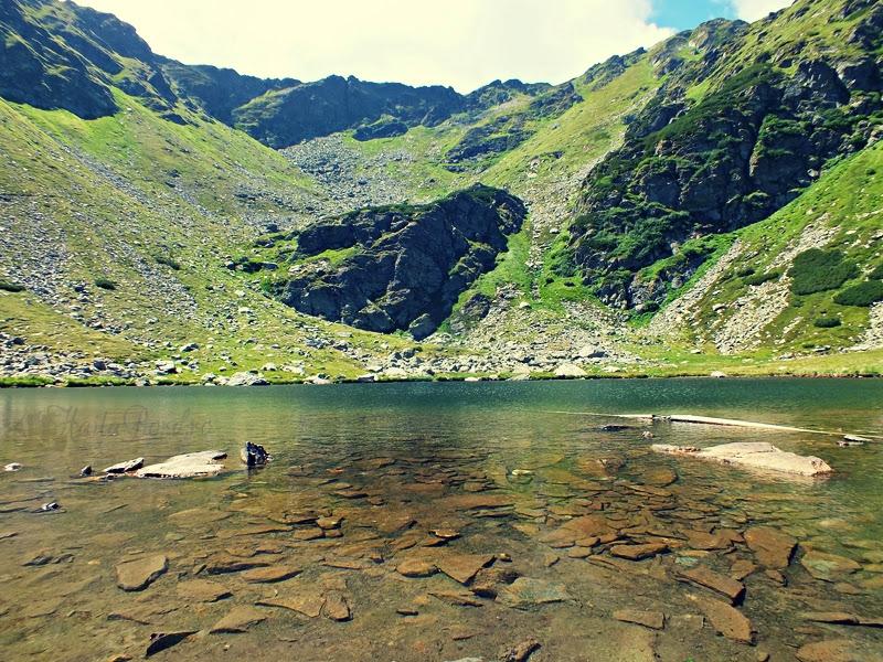 lacul iezer rodnei