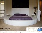 round-bed