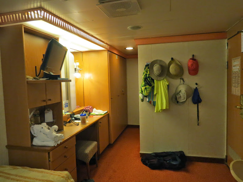 Photos Of Sideways Cabin 7412 On Carnival Glory Cruise