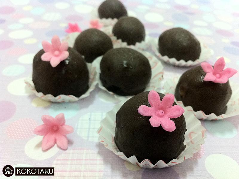 cookies creamcheese truffle