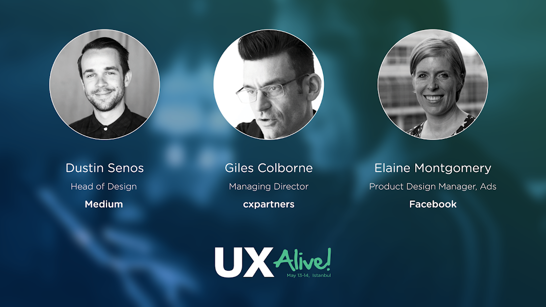 ux alive conference keynote speakers