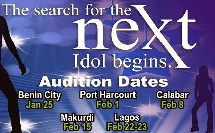 Nigerian Idol season 4 audition