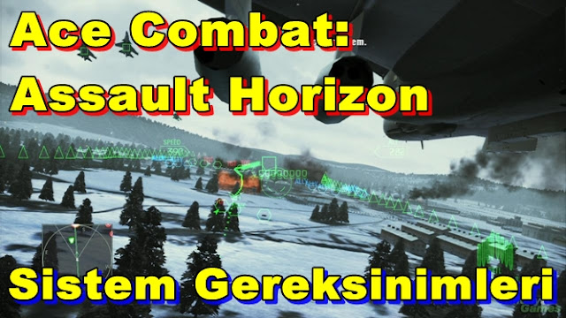 Ace Combat: Assault Horizon PC Sistem Gereksinimleri