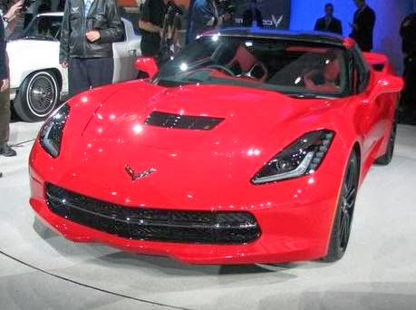 When Will 2015 Chevrolet Corvette ZR1 Release Date Be?