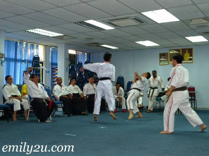 Koshiki Karate-do Referee Clinic and Examination