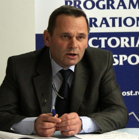 Ioan Măriuţa, directorul Aeroportului Ştefan cel Mare Suceava Salcea