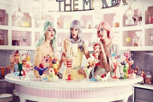 Harrods of London Get's Sexy With Ice Cream With New Advert
