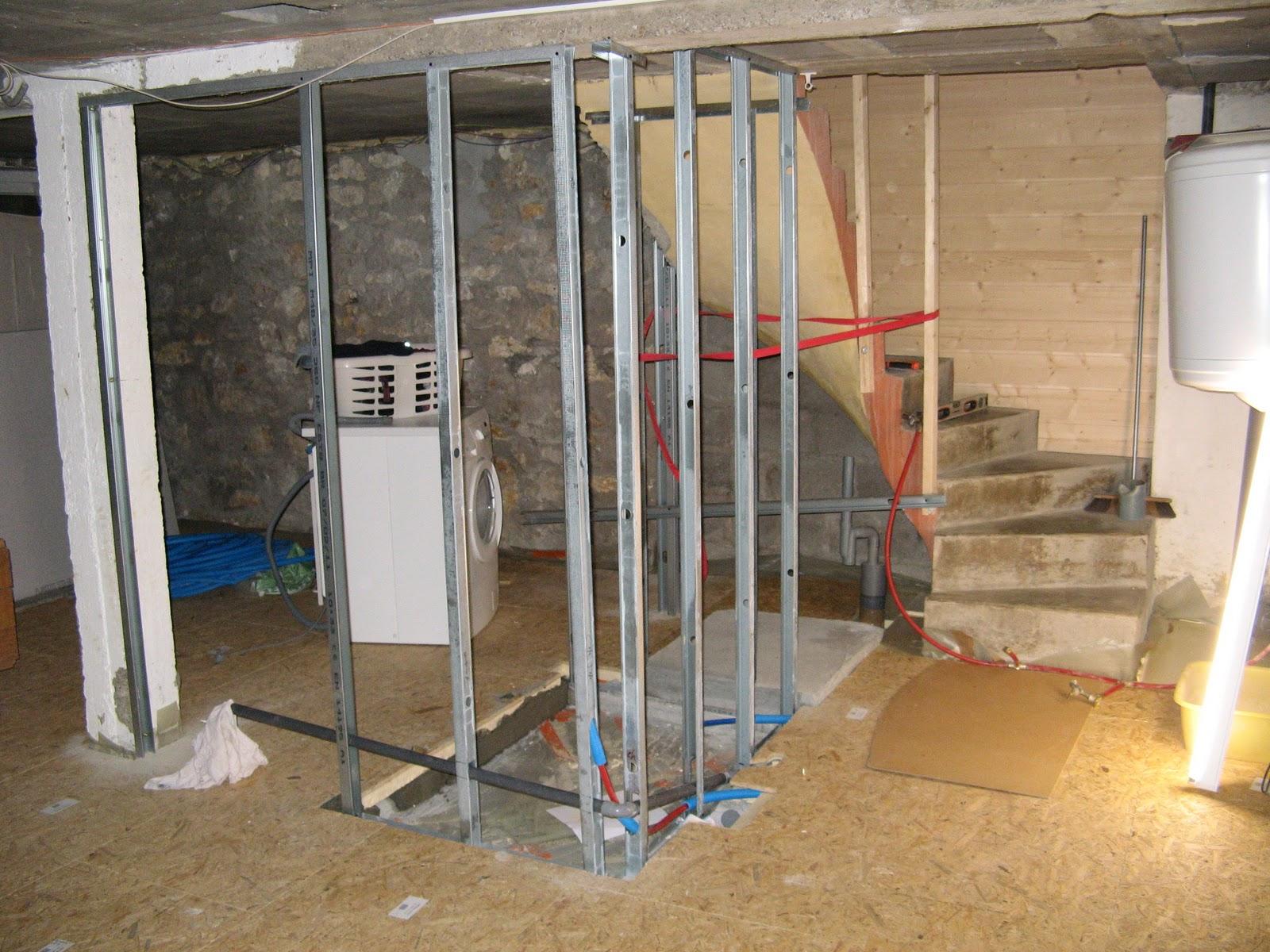 Pose receveur extra plat sur plancher bois good les - Poser un receveur de douche sur plancher bois ...