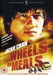 Wheels on Meals -Quán ăn lưu động