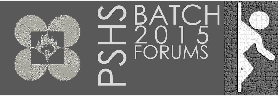 PSHS Batch 2015