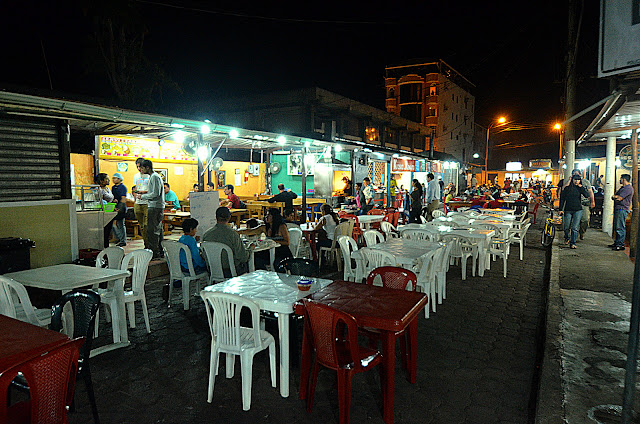 Kioscos en Puerto Ayora