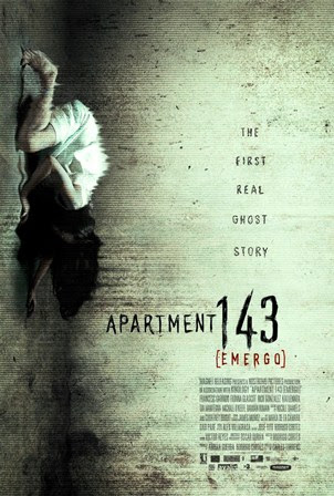 Filme Poster Apartment 143 HDRip XviD & RMVB Legendado