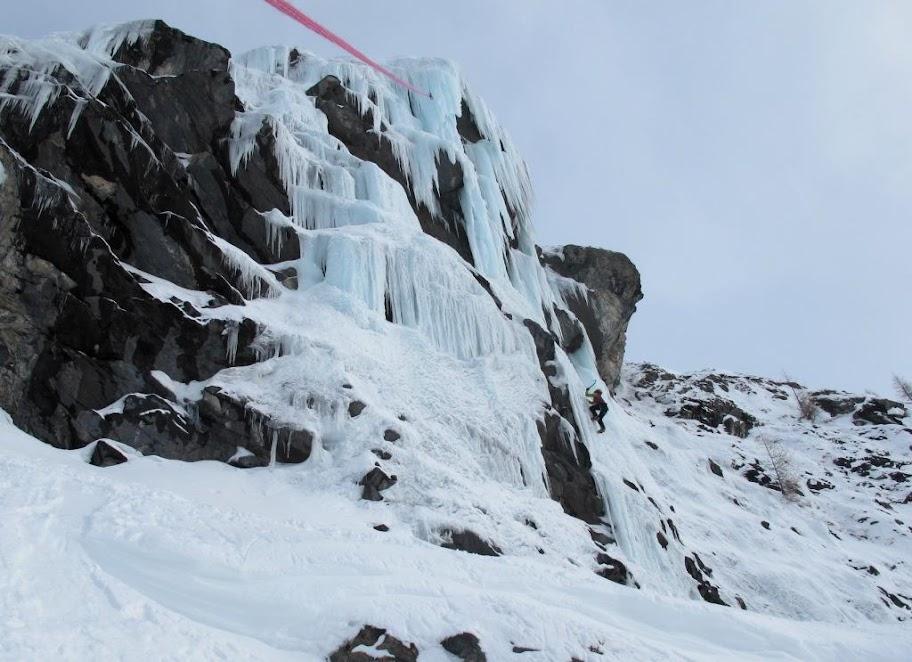 Rencontre escalade glace val cenis
