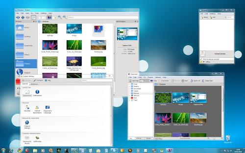 KDE su Microsoft Windows