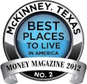McKinney TX #2 in USA
