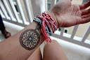 dreamcatcher tattoos on wrist 3