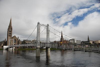 Walking Bridge, Inverness