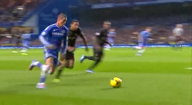 Torres, Chelsea - Manchester City