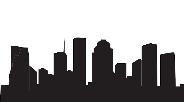 Houston skyline silhouette car interior design for Cheap tattoo removal chicago