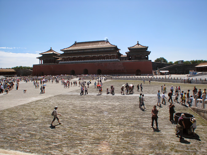 Forbidden City, Beijing, China (2012)