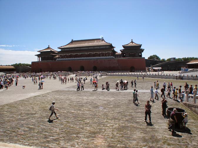 Forbidden City, Beijing, China (2012)