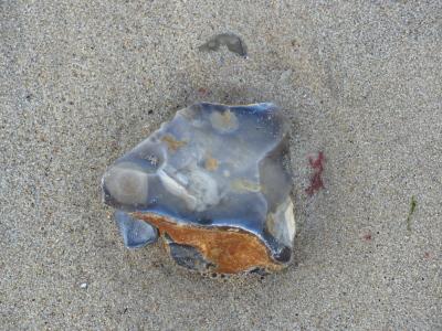 broken geode