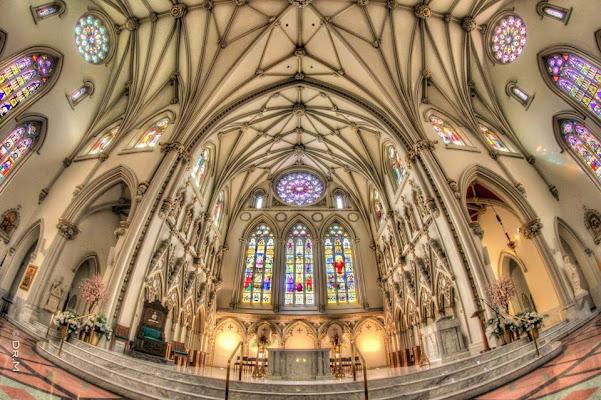 St Joseph Cathedral & Rectory, 50 Franklin Street, Buffalo, NY 1402, United States